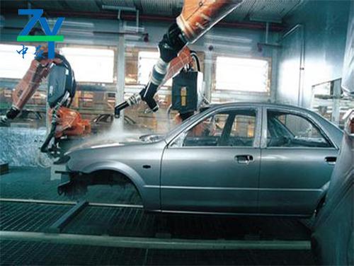 汽车涂装设备
